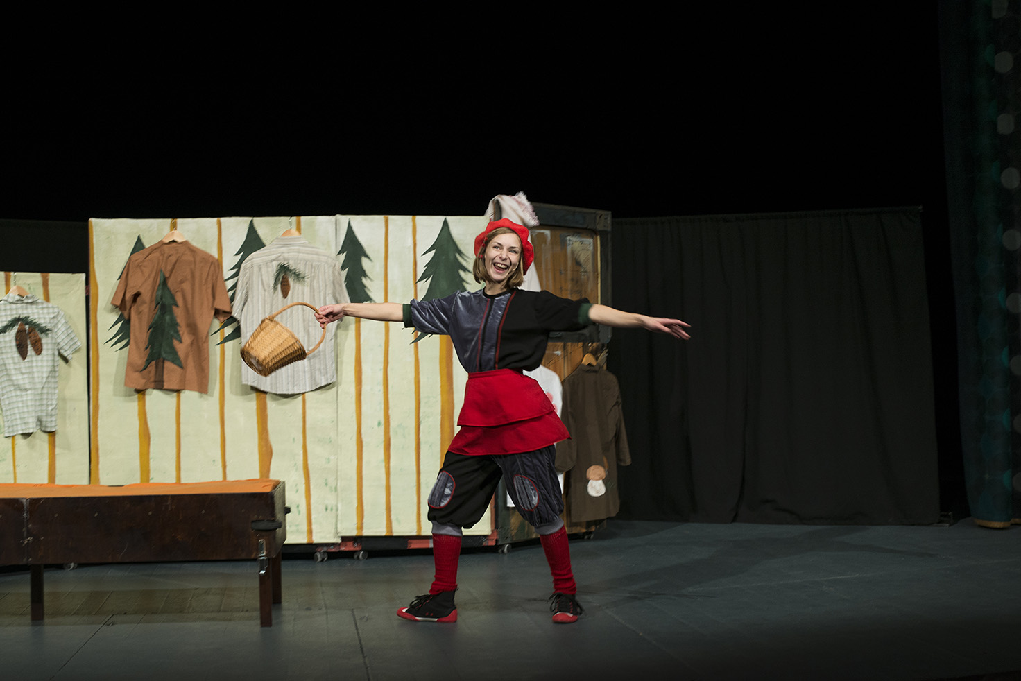 Little red riding hood - image 4